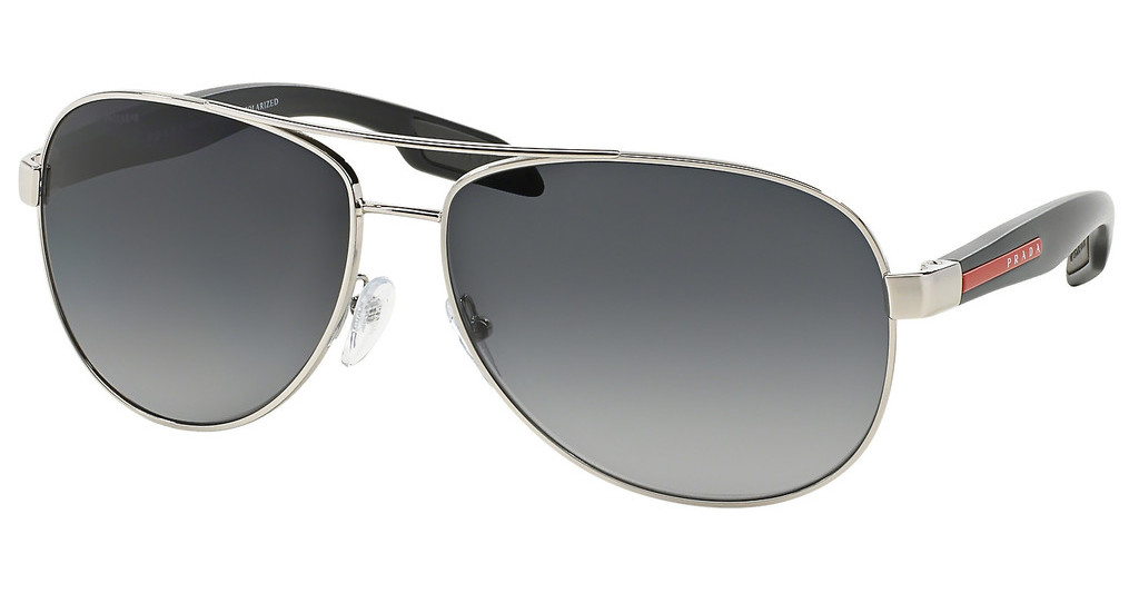 Prada Sport   PS 53PS 1BC5W1 POLAR GREY GRADIENTSTEEL