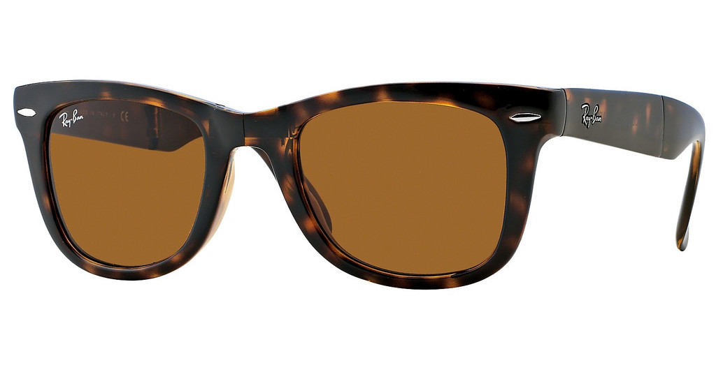 Ray-Ban   RB4105 710 CRYSTAL BROWNLIGHT HAVANA