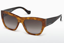 Gafas de visión Balenciaga BA0102 53B - Havanna, Yellow, Blond, Brown