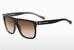 Gafas de visión Boss Orange BO 0082/S 7V8/CC - Negras, Marrones