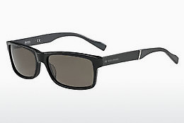 Gafas de visión Boss Orange BO 0158/S 6RE/NR - Negras, Grises