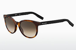 Gafas de visión Boss Orange BO 0256/S SFC/J6 - Negras, Marrones, Havanna