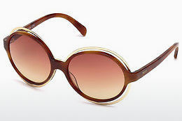 Gafas de visión Emilio Pucci EP0055 53Z - Havanna, Yellow, Blond, Brown