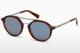 Gafas de visión Ermenegildo Zegna EZ0070 53V - Havanna, Yellow, Blond, Brown