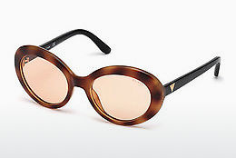 Gafas de visión Guess GU7576 53S - Havanna, Yellow, Blond, Brown