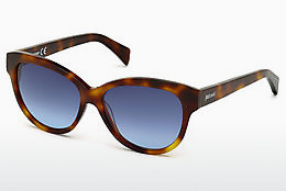 Gafas de visión Just Cavalli JC717S 56W - Marrones, Havanna