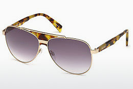 Gafas de visión Just Cavalli JC827S 53T - Havanna, Yellow, Blond, Brown