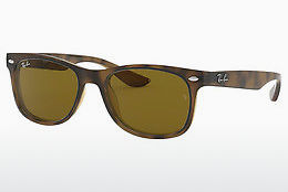 Gafas de visión Ray-Ban Junior Junior New Wayfarer (RJ9052S 152/3) - Marrones, Havanna
