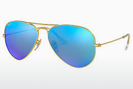 Gafas de visión Ray-Ban AVIATOR LARGE METAL (RB3025 112/4L)