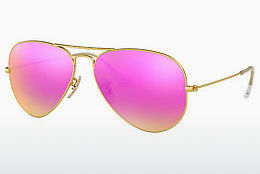 Gafas de visión Ray-Ban AVIATOR LARGE METAL (RB3025 112/4T) - Oro