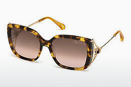 Gafas de visión Roberto Cavalli RC1058 53F - Havanna, Yellow, Blond, Brown