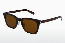 Gafas de visión Saint Laurent SL 138 SLIM 003 - Marrones, Havanna
