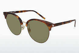 Gafas de visión Saint Laurent SL 200/K SLIM 004 - Marrones, Havanna