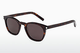 Gafas de visión Saint Laurent SL 28 004 - Marrones, Havanna