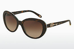 Gafas de visión Tiffany TF4118B 81343B - Marrones, Havanna