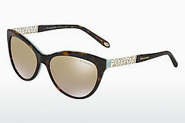 Gafas de visión Tiffany TF4119 81346E - Marrones, Havanna