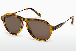 Gafas de visión Tod's TO0232 53J - Havanna, Yellow, Blond, Brown