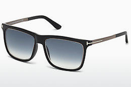 Gafas de visión Tom Ford Karlie (FT0392 02W) - Negras, Matt