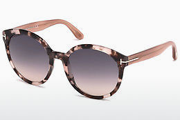Gafas de visión Tom Ford Philippa (FT0503 56B) - Havanna