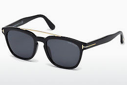 Gafas de visión Tom Ford Holt (FT0516 01A) - Negras