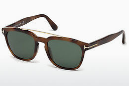 Gafas de visión Tom Ford Holt (FT0516 53N) - Havanna, Yellow, Blond, Brown