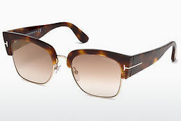 Gafas de visión Tom Ford Dakota (FT0554 53G) - Havanna, Yellow, Blond, Brown