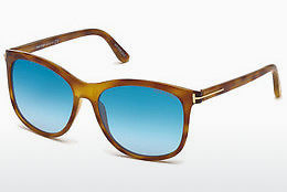 Gafas de visión Tom Ford FT0567 53X - Havanna, Yellow, Blond, Brown