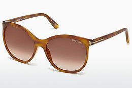 Gafas de visión Tom Ford FT0568 53G - Havanna, Yellow, Blond, Brown