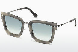 Gafas de visión Tom Ford FT0573 55X - Policromas, Marrones, Havanna