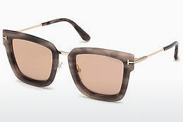 Gafas de visión Tom Ford FT0573 55Z - Policromas, Marrones, Havanna