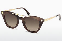 Gafas de visión Tom Ford FT0575 55K - Policromas, Marrones, Havanna