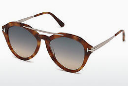 Gafas de visión Tom Ford FT0576 53B - Havanna, Yellow, Blond, Brown