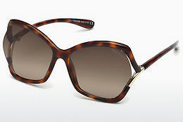 Gafas de visión Tom Ford FT0579 53K - Havanna, Yellow, Blond, Brown