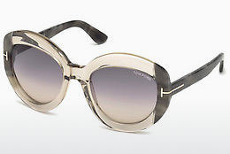 Gafas de visión Tom Ford FT0581 59B - Concha, Beige, Brown