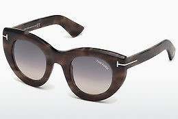 Gafas de visión Tom Ford FT0583 55B - Policromas, Marrones, Havanna