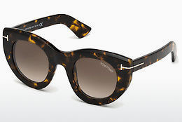 Gafas de visión Tom Ford FT0583 55F - Policromas, Marrones, Havanna
