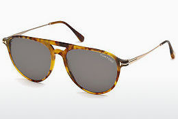 Gafas de visión Tom Ford FT0587 55N - Policromas, Marrones, Havanna