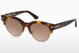Gafas de visión Tom Ford FT0598 53G - Havanna, Yellow, Blond, Brown