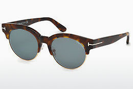 Gafas de visión Tom Ford FT0598 55V - Policromas, Marrones, Havanna