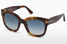 Gafas de visión Tom Ford FT0613 53W - Havanna, Yellow, Blond, Brown