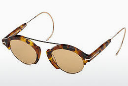 Gafas de visión Tom Ford FT0631 55E - Policromas, Marrones, Havanna