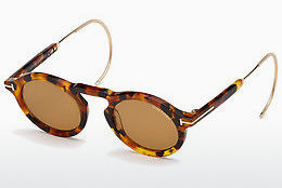 Gafas de visión Tom Ford FT0632 55E - Policromas, Marrones, Havanna