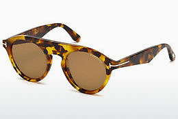 Gafas de visión Tom Ford FT0633 55E - Policromas, Marrones, Havanna