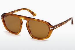 Gafas de visión Tom Ford FT0634 53E - Havanna, Yellow, Blond, Brown