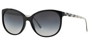 Burberry BE4146 34068G GRAY GRADIENTBLACK