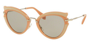 Miu Miu MU 05SS VHZ5J2 LIGHT BROWNOCHER