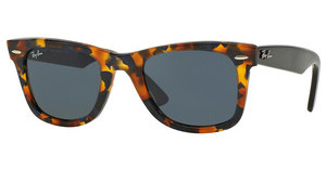 Ray-Ban RB2140 1158R5 GREYSPOTTED BLUE HAVANA