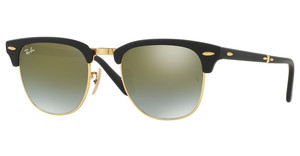 Ray-Ban RB2176 901S9J GREEN FLASH GRADIENTMATTE BLACK