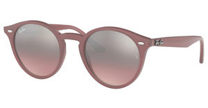 Ray-Ban RB2180 62297E PINK MIRROR SILVER GRADOPAL ANTIQUE PINK