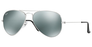Ray-Ban RB3025 W3275 CRYSTAL GREY MIRRORSILVER